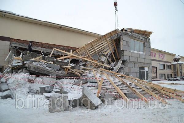 Обследование зданий и сооружений, паспортизация - БФ Трейдинг в Кривом Роге