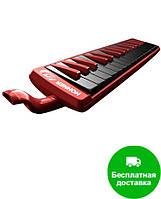 Мелодика Hohner C943274 Fire Red-Black