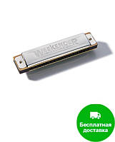 Губная гармошка Hohner M232601 C-major Weekender 32