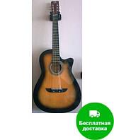 Акустическая гитара Eurofon GSW38С-BS