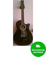 Акустическая гитара Eurofon GSW38С-BK