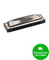 Губная гармошка Hohner М560106 A-major Special 20