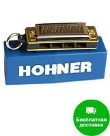 Губная гармошка Hohner M91505 Mini Harp