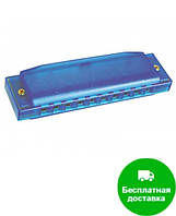 Губная гармошка Hohner M5152 C Happy Blue