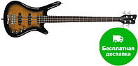 Бас-гитара Warwick ROCKBASS CORVETTE BASIC 4 (ALMOND SUNBURST HP)