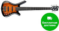 Бас-гитара Warwick ROCKBASS CORVETTE BASIC 5 (ALMOND SUNBURST HP)