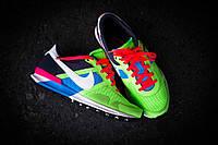 "Кроссовки Nike Air Pegasus 83/30 ""Blue Hero/Flash Lime"""