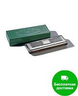 Губная гармошка Hohner  Bravi Alpini 2 x 40