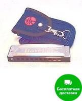 Губная гармошка (НАБОР, цену делите на 12) Hohner  TRAVELLER С