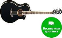 Электро-акустическая гитара Yamaha APX700 II (BLK)