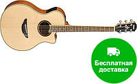 Электро-акустическая гитара Yamaha APX700 II (NAT)