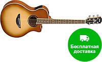 Электро-акустическая гитара Yamaha APX700 II (SB)