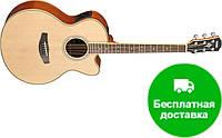 Электро-акустическая гитара Yamaha CPX700 II (NT)
