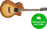 Электро-акустическая гитара Yamaha CPX700 II (SB)