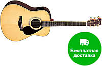 Электро-акустическая гитара Yamaha LLX6A (NT)