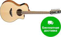 Электро-акустическая гитара Yamaha APX700 II-12 (NAT)