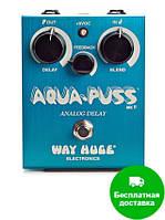 Гитарный эффект Wayhuge WAY HUGE AQUA PUSS MKII ANALOG DELAY