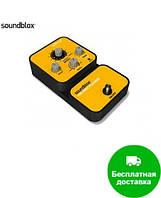 Гитарная педаль эффектов SOURCE AUDIO SA123 Soundblox Tri-Mod Flanger