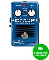 Гитарная педаль эффекта EBS Multicomp Guitar Edition