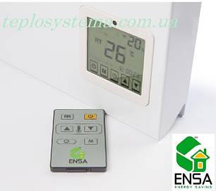 Инфракрасный обогреватель - Тепловая электрическая панель ENSA P500E c сенсорным термостатом (Украина), фото 2