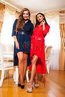 Женское модное нарядное платье