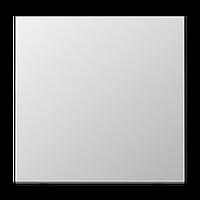 Выключатель 1-й Jung LS 990 Aluminium накладка