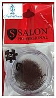 Ресницы Салон поштучные Salon Professional Silk, длина 14мл