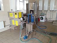 Пастеризатор молока 500 л/ч УЗМ-0,5