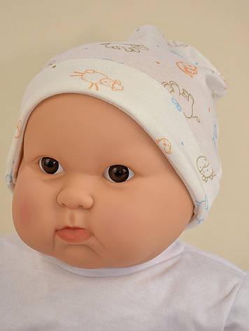 Шапочка для немовлят, фото 2