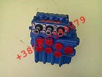 Гидрораспределитель Р-80 3/1-444 применяется на тракторах ,комунальных машинах и трубоукладчиках