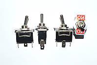 11-0140.  Тумблер KN3(C)-102P KN3(C)-102AP (ON-ON), 3pin, 10A 250VAC