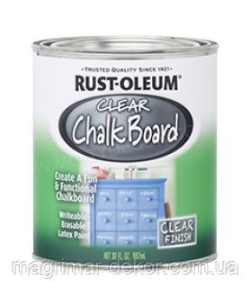 Грифельная краска Rust-oleum, Прозрачная