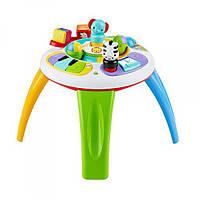 Fisher-Price Silly Safari Musical Activity Table развивающий столик