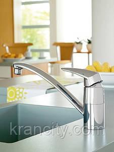 Змішувач одинважільний для миття GROHE EURODISC 33770001