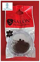 Ресницы Салон поштучные Salon Professional Silk, длина 12мл