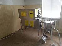 Пастеризатор молока 700 л/ч УЗМ-0,7Н