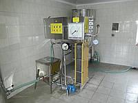 Пастеризатор молока 700 л/ч УЗМ-0,7Р