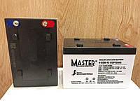 Аккумулятор 12V 12Ah Master 6DZM12 СС Cold Weather  , фото 1