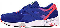 Женские кроссовки Puma R698 (Пума) синие