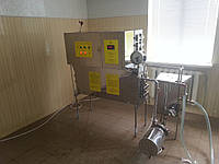 Пастеризатор молока 1 т/ч УЗМ-1,0Н