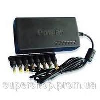 Универсальное зарядное устройство для ноутбука, зарядка для всех ноутбуков