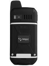 Телефон Sigma X-treme 3 sim IP68 Black, фото 2