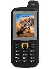 Телефон Sigma X-treme 3 sim IP68 Black, фото 3