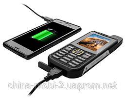 Телефон Sigma X-style 3 sim IP68 Black-Orange  X-treme  , фото 2