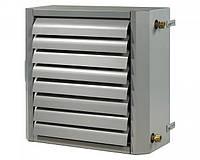 Воздушно-отопительные  агрегаты с водяным теплообменником  АОВ