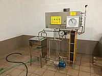 Пастеризатор молока 1 т/ч УЗМ-1,0Р