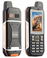 Телефон Sigma X-style 3 sim IP68 Black-Orange ' ', фото 1