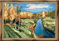 Набор для вышивания крестом Риолис 0124 Осень