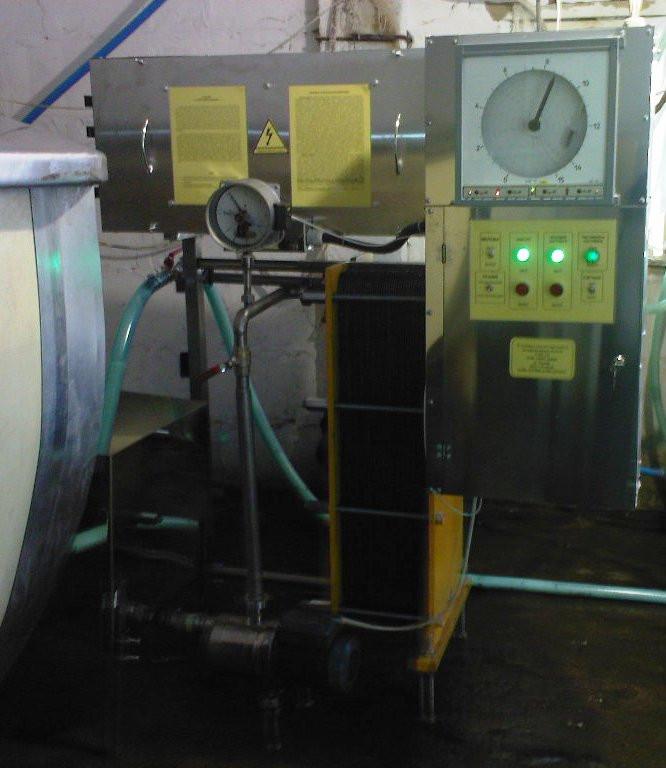 Пастеризатор молока 3 т/ч УЗМ-3,0Р - ТОВ «НВП Дайрі» в Харькове