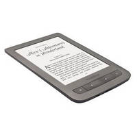 Электронная книга PocketBook Touch Lux 3 (626) Grey (PB626(2)-Y-CIS)